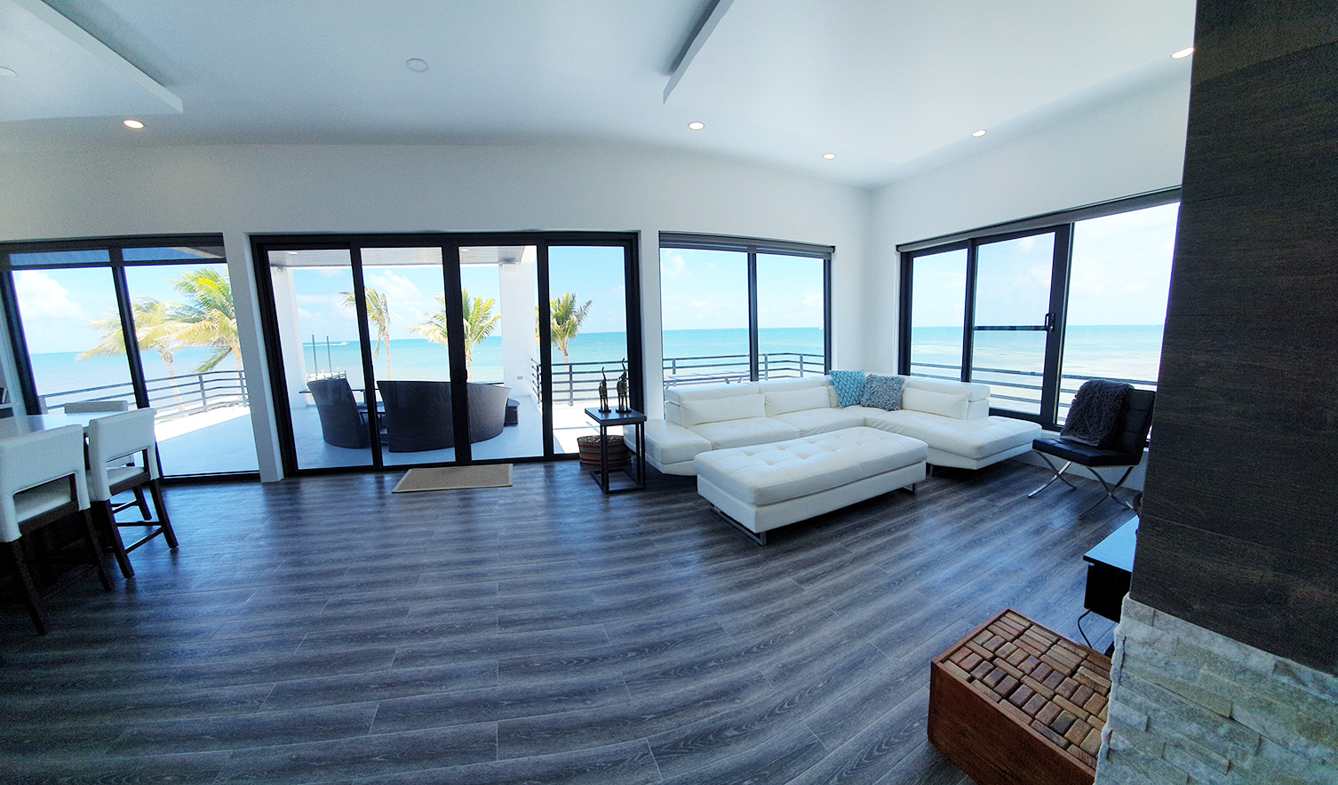 Sea Front Beach House